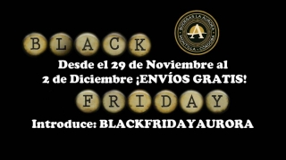 Nos sumamos al Black Friday