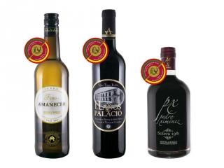 El primer vino Tinto de Montilla en conseguir un Mezquita Oro