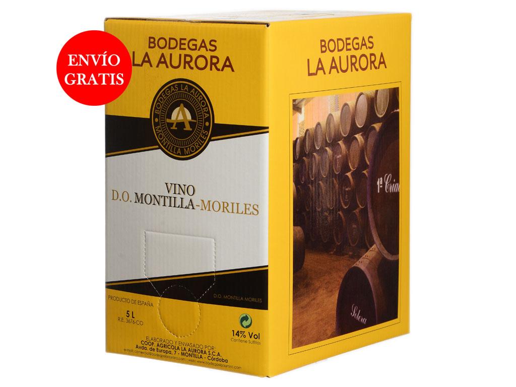 Vino Montilla-Moriles (Bag in box)