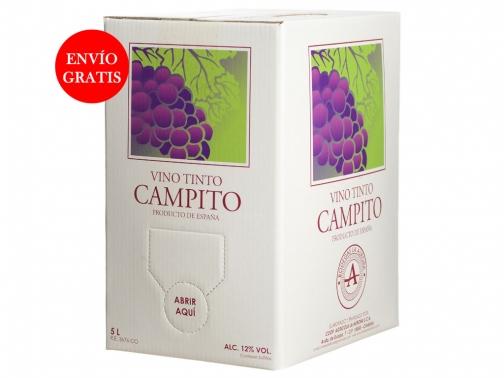 Vino Tinto Joven Campito Bag in box