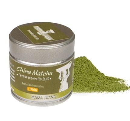 Té verde China MATCHA Ecológico