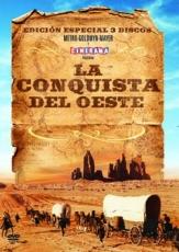 La conquista del Oeste [3 DVD]
