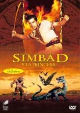 Simbad y la princesa [DVD]