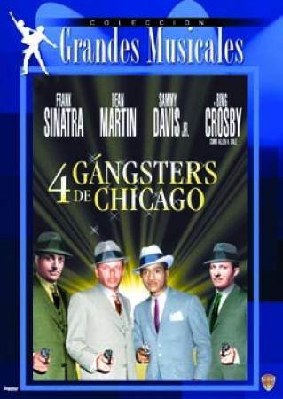 4 Gángsters de Chicago [DVD]