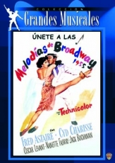 Melodías de Broadway [DVD]
