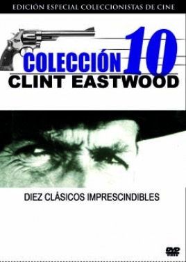 Pack Coleccin 10 Clint Eastwood