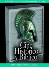 Pack Cine Histórico y Bíblico Vol. 1