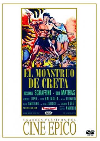 El monstruo de Creta [DVD]