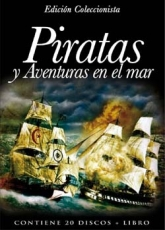 Piratas y Aventuras en el mar [20 DVD]
