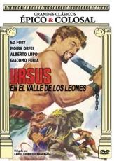 URSUS EN EL VALLE DE LOS LEONES
