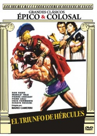 El triunfo de Hércules [DVD]