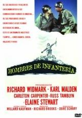 HOMBRES DE INFANTERIA