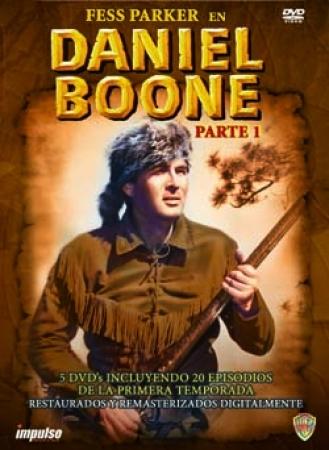 Daniel Boone (Parte 1) [5 DVD]