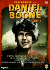 Daniel Boone (Parte 3) [6 DVD]
