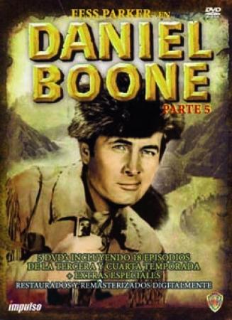 Daniel Boone (Parte 5) [5 DVD]