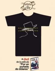 Camiseta + DVD Clint Eastwood