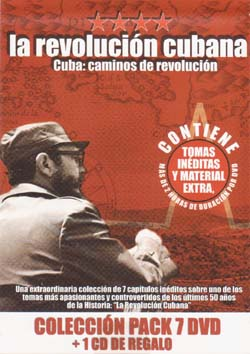 LA REVOLUCIÓN CUBANA [7DVD + 1CD]