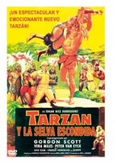 Tarzán y la selva escondida