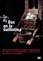 Dos en la guillotina