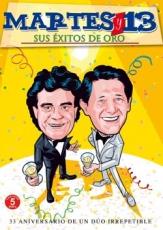 MARTES Y TRECE. SUS ÉXITOS DE ORO VOL 1 (5 DVD'S)