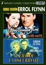 DOBLE SESIN Errol Flynn (2 DVD'S)