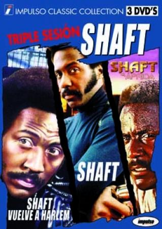 TRIPLE PACK SHAFT (3 DVD'S)