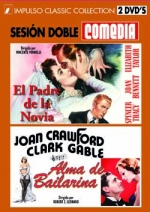 DOBLE SESIN COMEDIAS CLSICAS (2 DVD's)