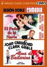 DOBLE SESIÓN COMEDIAS CLÁSICAS (2 DVD's)