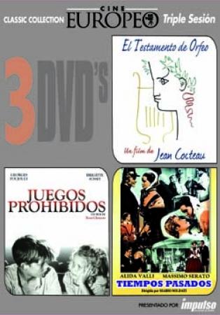 Triple Sesión [3 DVD]