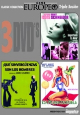 PACK TRIPLE CLÁSICOS EUROPEOS (3 DVD'S)