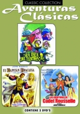 Triple Sesión Aventuras [3 DVD]