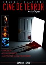PACK CINE DE TERROR PSICOLÓGICO (3 DVD'S)
