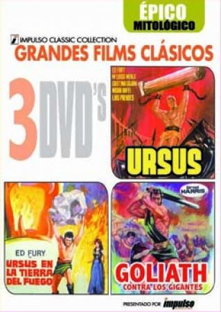 Ursus, Ursus en la tierra de fuego, Goliat contra los gigantes