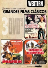 TRIPLE PACK WESTERN (3 DVD'S)