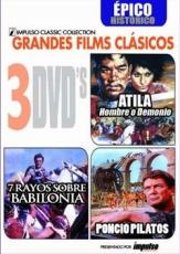 Épico Histórico [3 DVD]