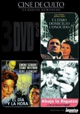 Cine de culto. Clásicos europeos (3 DVD's)