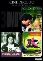 Cine de culto. Clásicos europeos. (3 DVD's)
