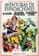 TRIPLE PACKS AVENTURAS DE ESPADACHINES