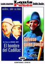 DOBLE SESIN LUIS DE FUNES (2 DVD'S)