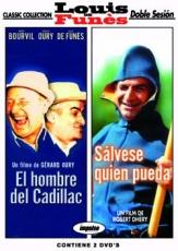 LUIS DE FUNES - El hombre del Cadillac & Sálvese quien pueda