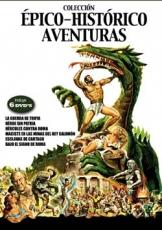 Colección ÉPICO, HISTÓRICO Y AVENTURAS (6 DVD'S)