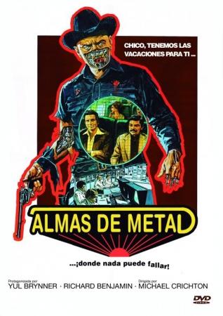 ALMAS DE METAL