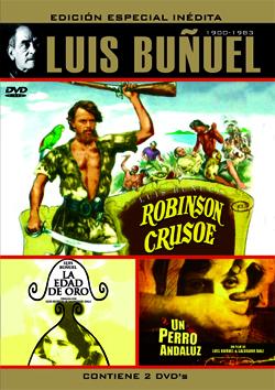 Luis Buñuel - Edición Especial Inédita [3 DVD]