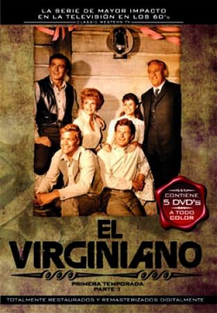 El virginiano. Primera Temporada. Parte 1.