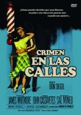 Crimen en las Calles [DVD]