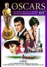 COLECCIÓN OSCAR'S AÑOS 60 (VOL. 4) (5 DVD)