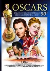 COLECCIÓN OSCAR'S AÑOS 50 (VOL. 3) (5 DVD)