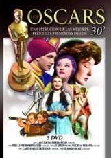 COLECCIÓN OSCAR'S AÑOS 30 (VOL. 1) (5 DVD)