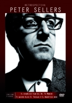 RETROSPECTIVA - PETER SELLERS