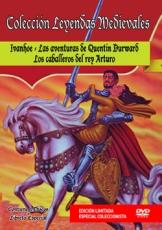 LEYENDAS MEDIEVALES (3 DVD + LIBRETO)